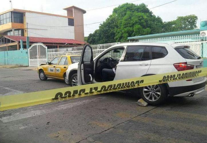 El asesinato del empresario yucateco se registró en Tabasco, a bordo de su camioneta. (SIPSE)