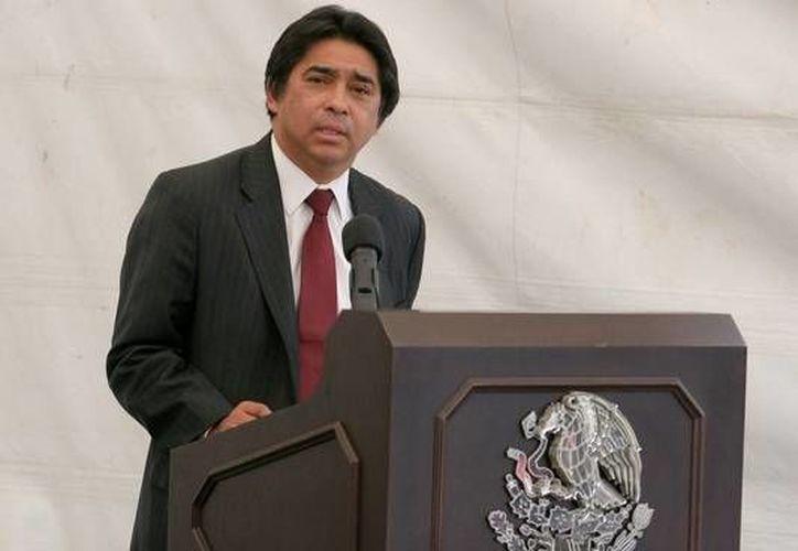 Arturo Germán Rangel,l abogado de Elba Esther Gordillo. (Cuartoscuro/animalpolitico.com)
