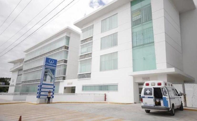 La menor fue trasladada al hospital donde falleció debido a las lesiones. (Redacción/SIPSE)
