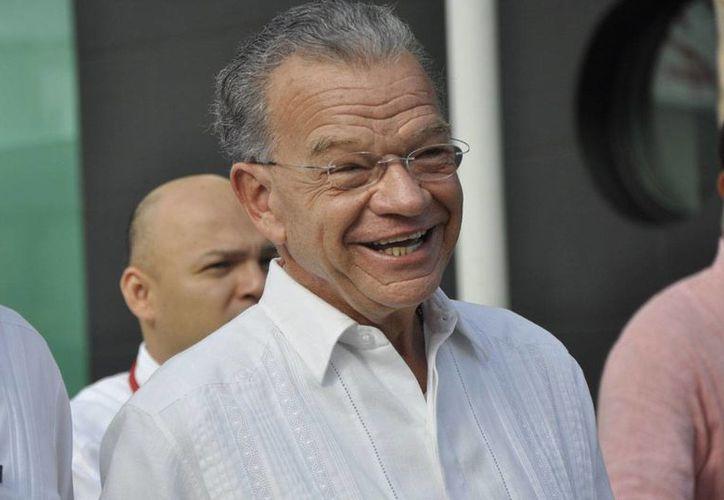 Andrés Granier fue Gobernador de Tabasco de 2007 a 2012. (Archivo/Notimex)