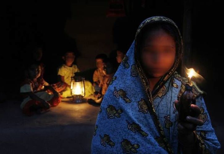 En la India niñas de apenas 10 años son vendidas a burdeles. (hrw.org)