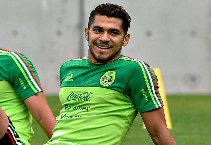 El delantero de Xolos Henry Martín fue operado con éxito de su rodilla derecha tras lesionarse durante las semifinales de Copa MX contra Necaxa. (Archivo IMAGO7)