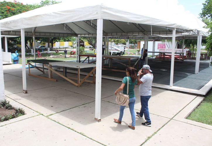 Centros de Acopio para damnificados en Guatemala. (Foto: SIPSE)