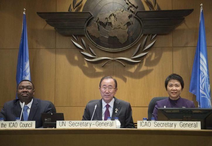Ban Ki-moon afirma que los estados miembros de la ONU están obligados a prevenir conflictos y proteger los derechos humanos de sus ciudadanos. (AP)
