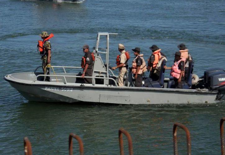 El operativo vacacional invernal de la Semar se desarrolla para salvaguardar la vida humana en la mar y procurar la seguridad de los turistas nacionales y extranjeros. (Milenio Novedades)
