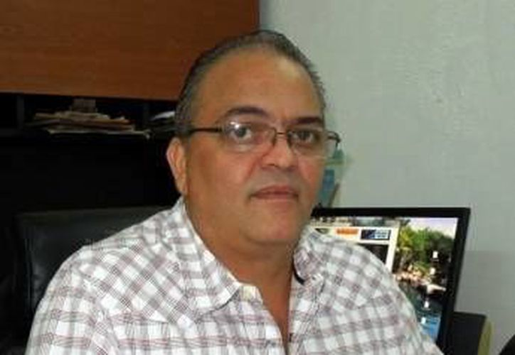 Jorge Mimenza, del Ipepac. (SIPSE)