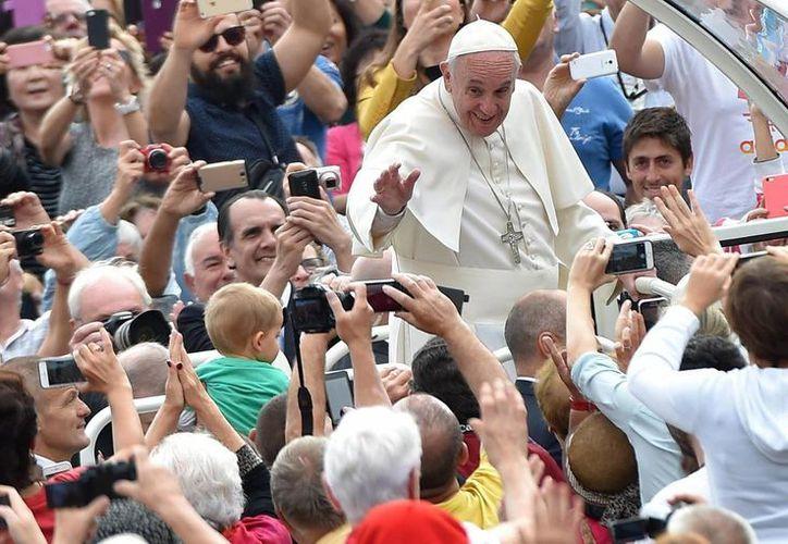 En noviembre se presentará el itinerario formal de la visita del Papa Francisco a México. (Archivo/EFE)