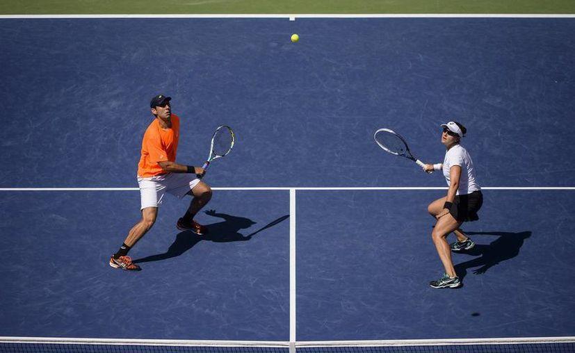 Santiego se apuntó su segundo subcampeonato en un Grand Slam. (Foto: Mike Lawrence/usopen.org)
