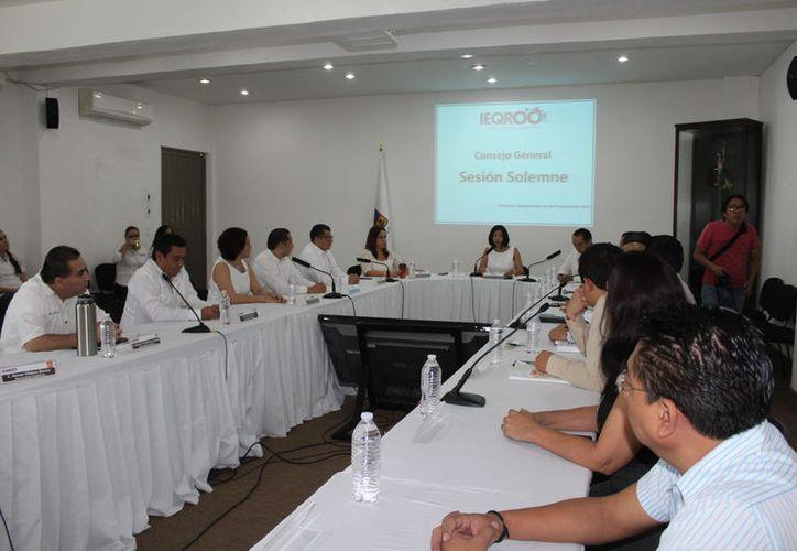 Los consejeros del Instituto Electoral de Quintana Roo, consideran que los magistrados del Tribunal Electoral de Quintana Roo se extralimitaron en sus funciones. (Daniel Tejada/SIPSE)