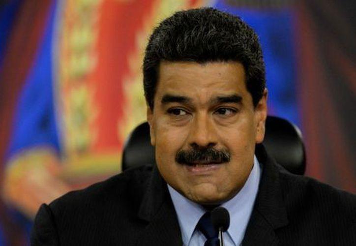 Venezuela está sumida desde abril en manifestaciones contra el gobierno de Maduro.  (AFP).