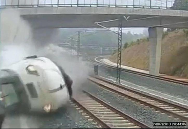 El límite de velocidad en la zona donde ocurrió el accidente es de 80 kph. (Agencias)