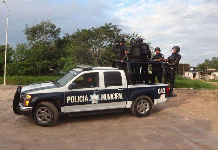La época de terror ocasionada por el presunto delincuente en la colonia Luis Donaldo Colosio de Bacalar habría llegado a su fin tras su detención el pasado viernes. (Javier Ortiz/SIPSE)