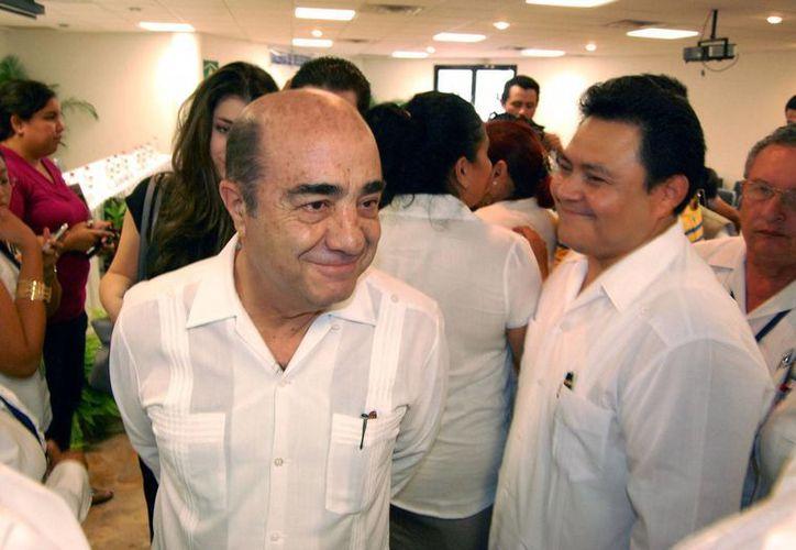 Murillo Karam dijo que no concibe la justicia sin eliminar la impunidad. (Wilberth Argüelles/SIPSE)