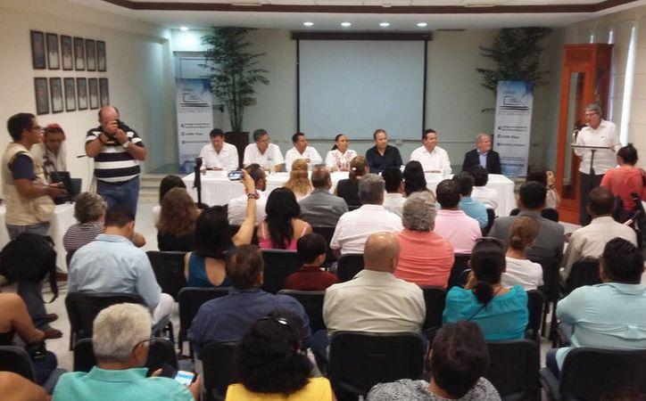 El Día del Arquitecto fue celebrado en Playa del Carmen con una ponencia magistral. (Daniel Pacheco/SIPSE)