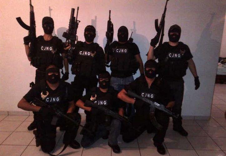 El Cártel Jalisco Nueva Generación desplazó los poderíos criminales de Los Zetas y Los Caballeros Templarios. (diariocambio.com.mx)