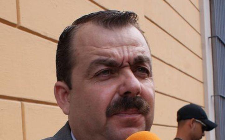 Edgar Veytia dijo sentirse orgulloso por este homenaje. (nayarit.gob.mx)