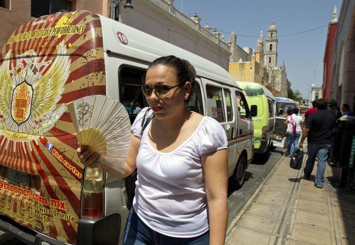 Las altas temperaturas registradas recientemente en Yucatán, además de aumentar los casos de golpe de calor e insolación, también causa el repunte de enfermedades diarréicas. (Archivo/Notimex)