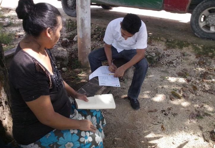 El año pasado iniciaron su servicio social 25 estudiantes de medicina de la Uqroo. (Benjamín  Pat/SIPSE)