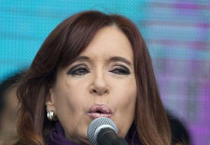 Fernández de Kirchner afirma que Argentina es un ejemplo en cuanto a inmigración. (AP)