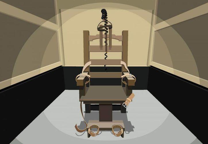 Tennessee es el primer estado en aprobar una ley para reinstaurar el uso de la silla eléctrica. (Ilustración: http://luislizarraga.blogspot.mx)
