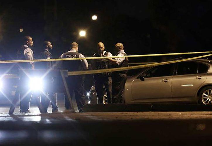 Chicago tuvo más de 760 homicidios en 2016. (AP)