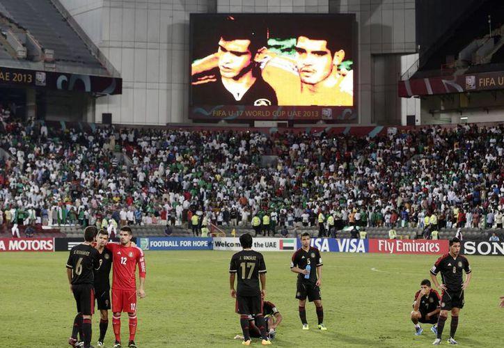 A pesar de la derrota, México ha demostrado su hegemonía en el Mundial sub17. (Foto: Agencias)