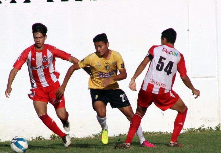 Venados Cantera se ubica en la tercera posición general, a sólo dos unidades del líder Deportiva Venados.(Milenio Novedades)