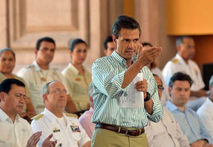 La Unicef agradeció la decisión del presidente Enrique Peña Nieto por haber propuesto la Ley General de los Derechos de las Niñas, Niños y Adolescentes. (Archivo/Notimex)