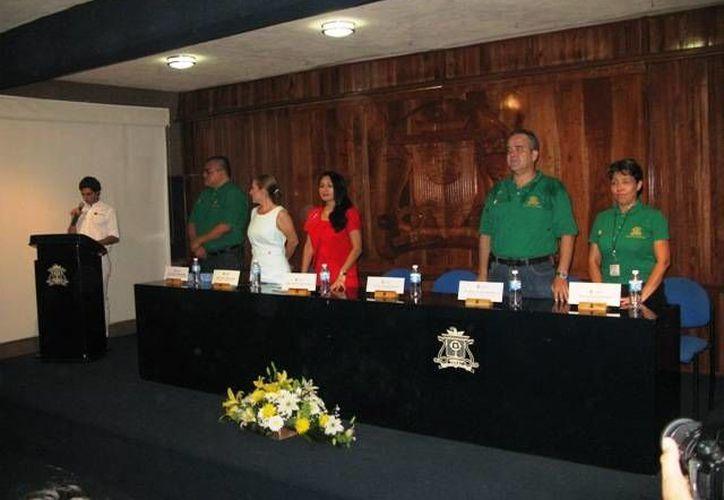 """Hoy concluirá el """"Octavo Congreso Internacional del Turismo en el Caribe"""", que inició ayer y contó con la participación de expertos nacionales e internacionales.  (Irving Canul/SIPSE)"""