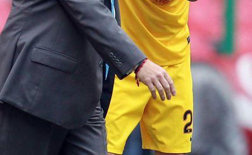 El 'Piojo' Herrera consiguió una campaña exitosa en el Clausura 2013. (Notimex)
