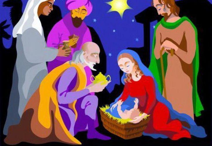 """Epifanía es una palabra griega que significa: """"Manifestación"""", dado que los tres reyes llevaron regalos al Niño Jesús; de ahí arranca la tradición de los regalos. (SIPSE)"""