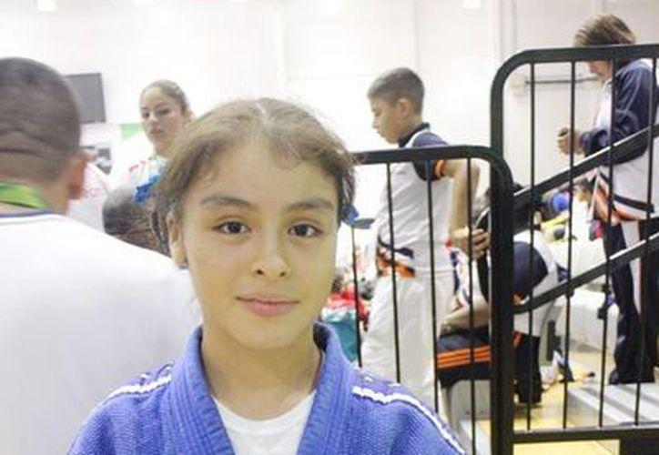 Lizette Sanabria se adjudicó la presea dorada. (Ángel Mazariego/SIPSE)