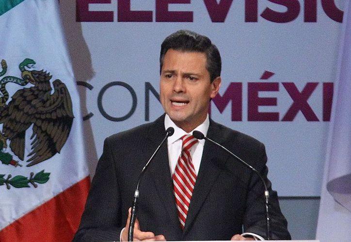 Peña Nieto también dialogará con líderes de la Cámara de Representantes y del Senado estadunidense. (Archivo Notimex)