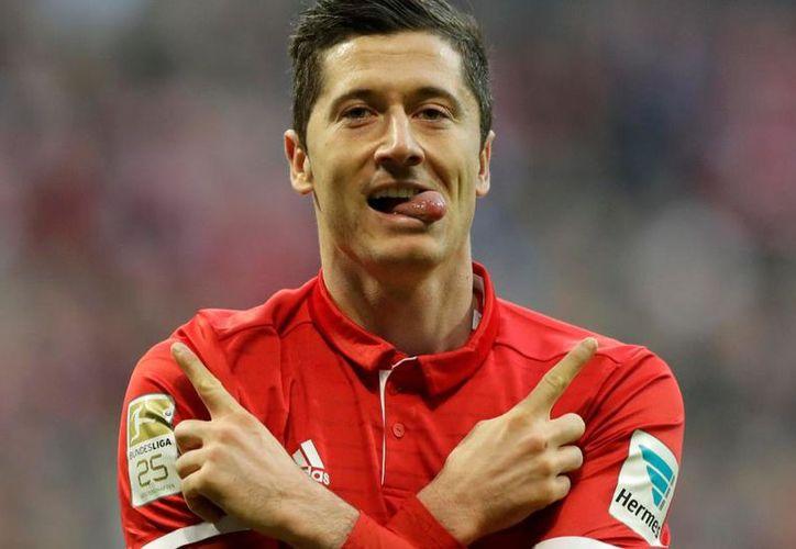 Con 16 goles en 10 partidos de la clasificación Europea, Lewandowski se convirtió en el máximo goleador. (Foto: Contexto)