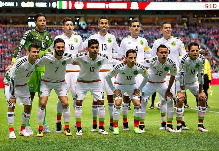 La Selección Mexicana de futbol busca conseguir el primer objetivo rumbo a Rusia 2018 este martes en punto de las 20:30 horas. (Facebook: Selección Mexicana)