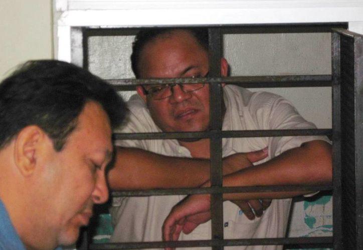 Pedro Román Vela Martínez fue detenido en Tuxtla Gutierrez, Chiapas. (Milenio Novedades)