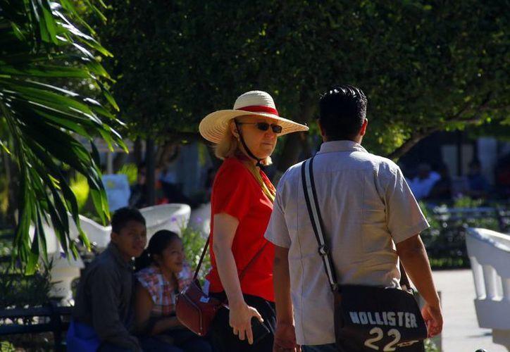 Yucatán disfrutará de cielos despejados durante estos días.  (Juan Albornoz/SIPSE)