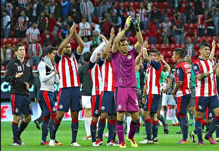 Chivas empató 1-1 con Necaxa, resultado que se confirmó el clásico nacional en la liguilla de la Liga MX. (@Chivas)