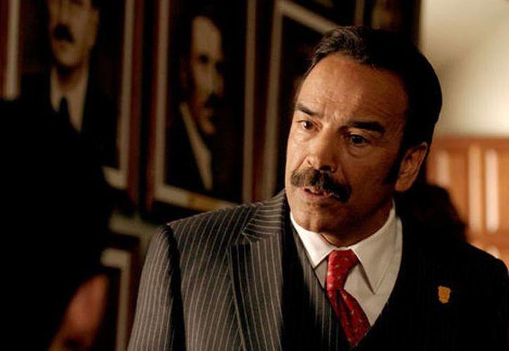 Carmelo Vargas (Damián Alcázar) es el protagonista de La dictadura perfecta. (Milenio)