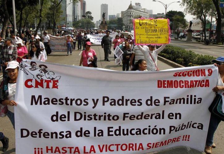 Veracruz fue la entidad donde se interpusieron más demandas de amparo. (Archivo/Notimex)
