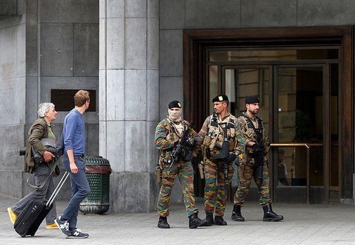. Los oficiales manejan la versión de que se trata de un atentado terrorista, dato que aun está por confirmarse. (RT)