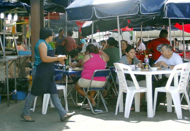 El problema no se encuentra en los negocios establecidos, sino en los restaurantes informales. (Milenio Novedades)
