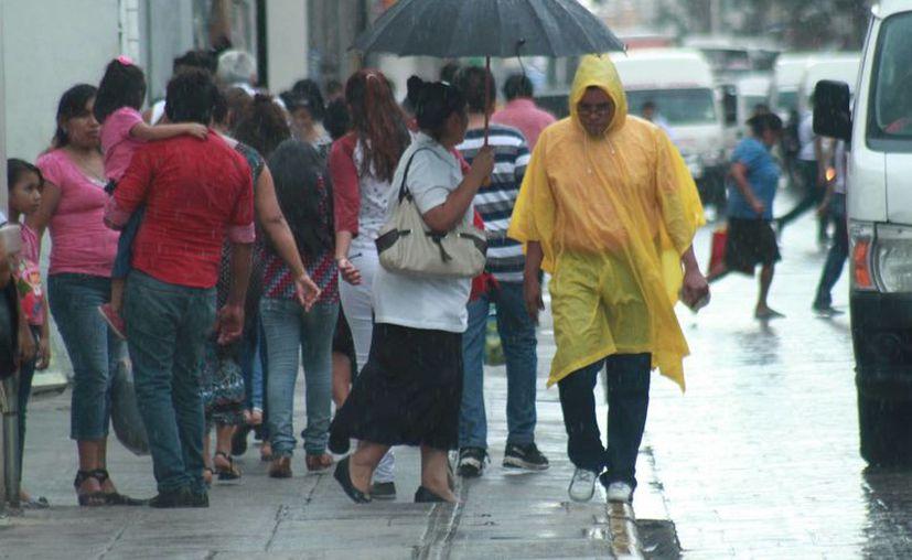 Para Yucatán se espera para los siguientes días cielo parcialmente nublado, con condiciones estables y bajo potencial de precipitaciones. (Jorge Acosta/SIPSE)