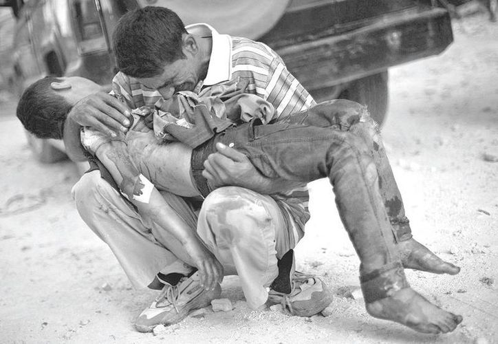 En la última década han muerto dos millones de niños debido a guerras y terrorismo; además, seis millones se quedaron sin hogar; 12 millones resultaron heridos o discapacitados y hay por lo menos unos 300 mil menores soldados que participan en 30 conflictos. (Foto: Archivo de Excelsior.com)