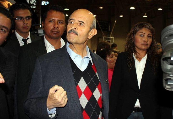 Vallejo dijo que buscará reunirse con el titular de la Segob. (Archivo/Notimex)