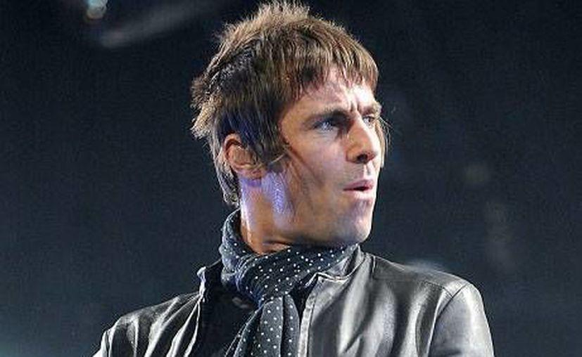 Liam dice que el dueto de Noel con Damon es como beber champagne con un criminal. (www.dailymail.co.uk/Archivo)