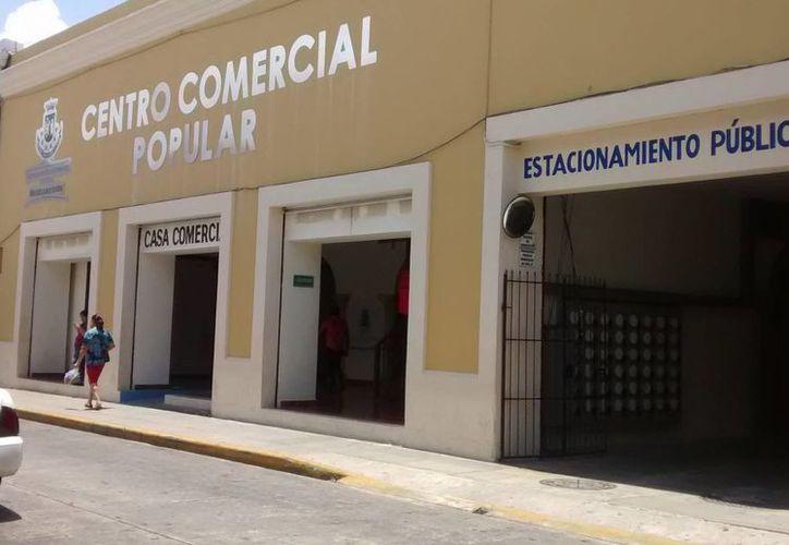 El inmueble se encuentra en la calle 61, entre 54 y 56 del Centro Histórico de Mérida. (SIPSE)