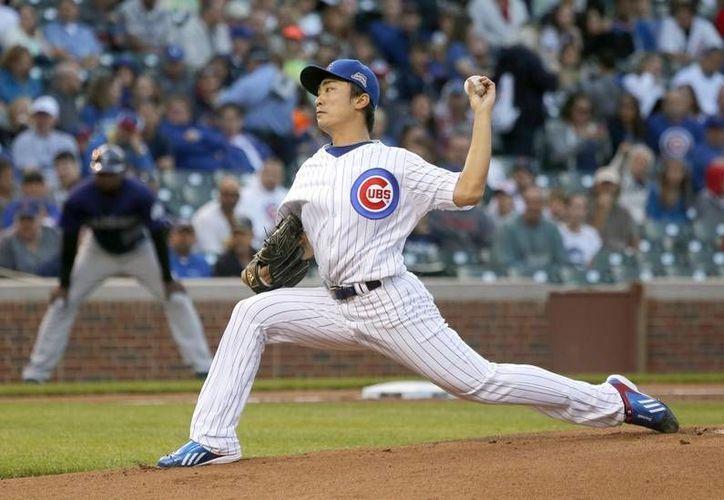 Tsuyoshi Wada jugó nueve campañas en el beisbol japonés antes de hacerlo dos años con Orioles y ahora forma parte de Cachorros. (dailyherald.com/Foto de archivo)
