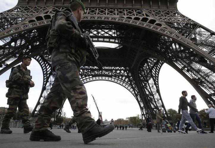 Francia se encuentra actualmente en máximo nivel de alerta terrorista. (Archivo/Agencias)
