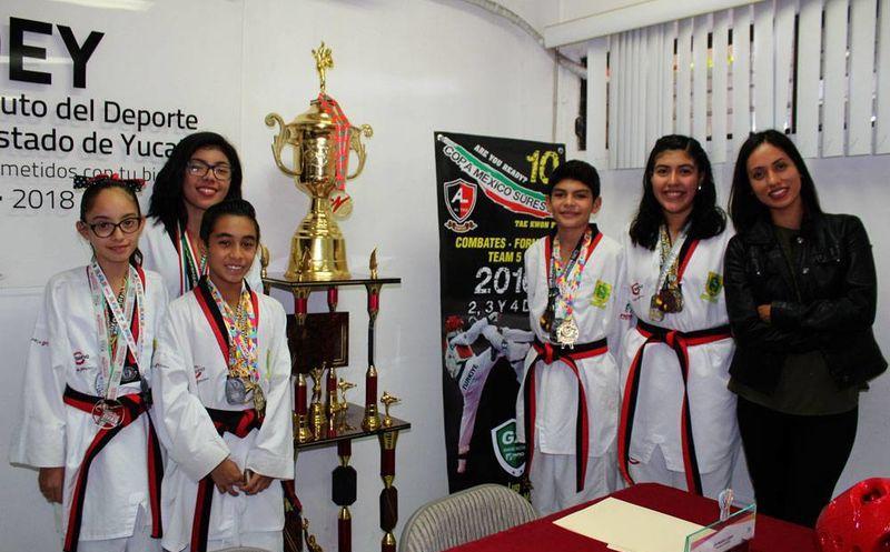 Más de mil atletas competirán en la Décima Copa México Sureste de ...
